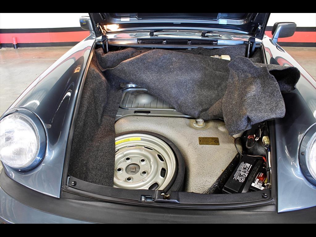 1987 Porsche 911 Carrera - Photo 30 - Rancho Cordova, CA 95742