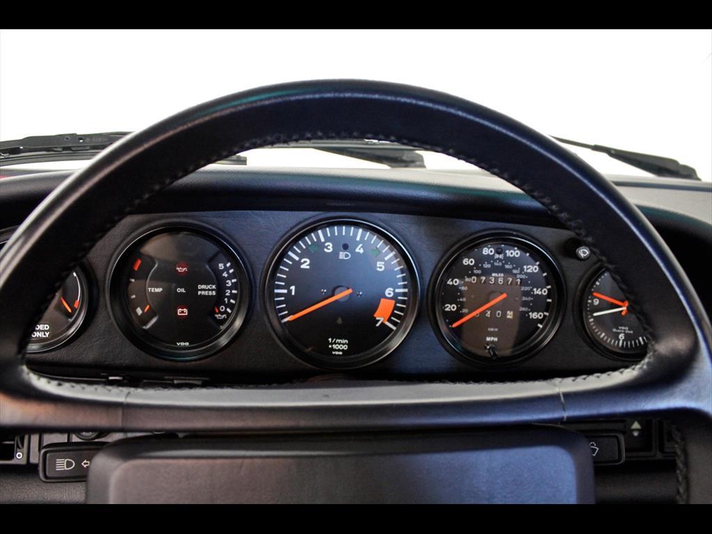 1987 Porsche 911 Carrera - Photo 27 - Rancho Cordova, CA 95742