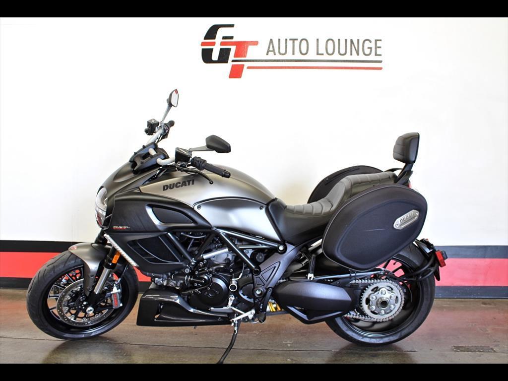 2014 Ducati Sport Touring Diavel Strada - Photo 1 - Rancho Cordova, CA 95742
