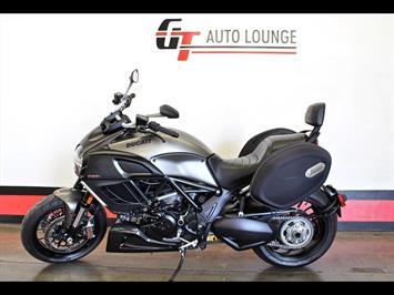 2014 Ducati Sport Touring Diavel Strada