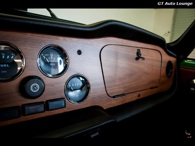 1975 Triumph TR-6 Convertible - Photo 41 - Rancho Cordova, CA 95742