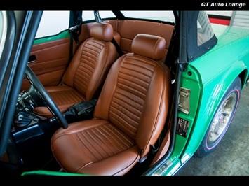 1975 Triumph TR-6 Convertible - Photo 32 - Rancho Cordova, CA 95742