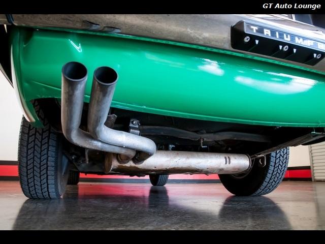 1975 Triumph TR-6 Convertible - Photo 57 - Rancho Cordova, CA 95742