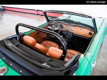 1975 Triumph TR-6 Convertible - Photo 29 - Rancho Cordova, CA 95742