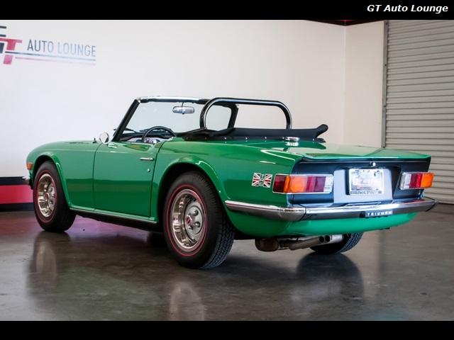 1975 Triumph TR-6 Convertible - Photo 16 - Rancho Cordova, CA 95742