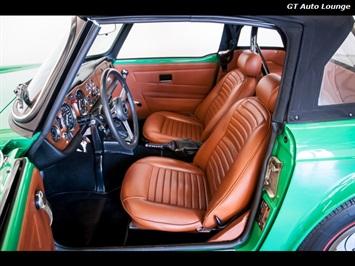 1975 Triumph TR-6 Convertible - Photo 31 - Rancho Cordova, CA 95742