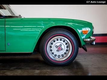1975 Triumph TR-6 Convertible - Photo 23 - Rancho Cordova, CA 95742