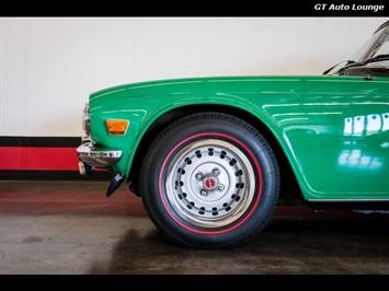 1975 Triumph TR-6 Convertible - Photo 20 - Rancho Cordova, CA 95742