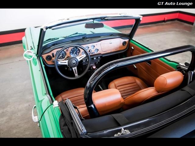 1975 Triumph TR-6 Convertible - Photo 28 - Rancho Cordova, CA 95742