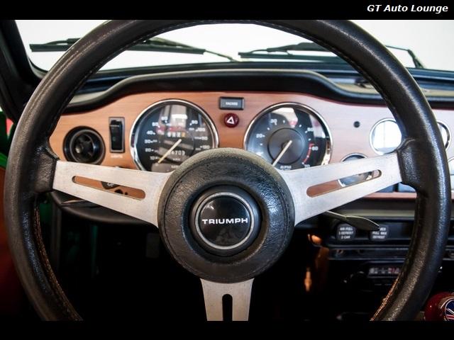 1975 Triumph TR-6 Convertible - Photo 38 - Rancho Cordova, CA 95742