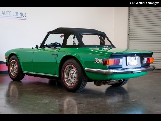 1975 Triumph TR-6 Convertible - Photo 9 - Rancho Cordova, CA 95742