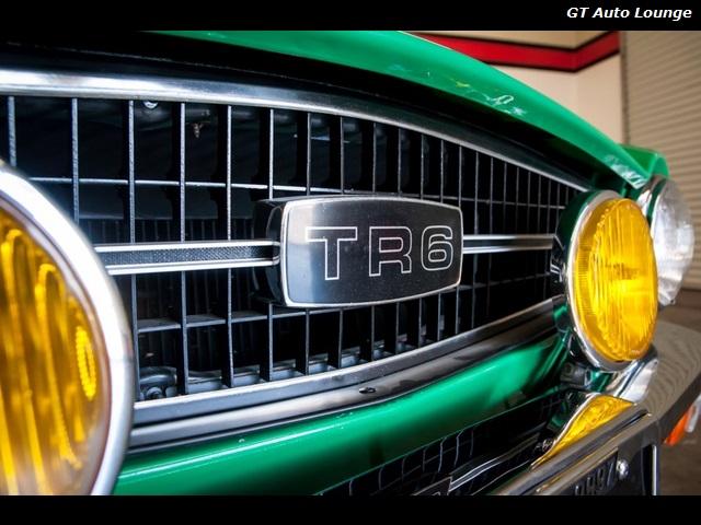 1975 Triumph TR-6 Convertible - Photo 55 - Rancho Cordova, CA 95742