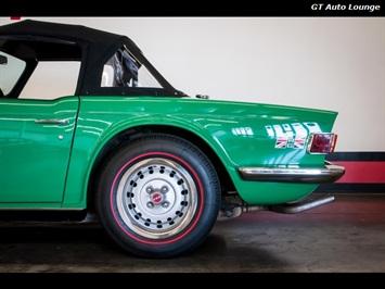 1975 Triumph TR-6 Convertible - Photo 21 - Rancho Cordova, CA 95742