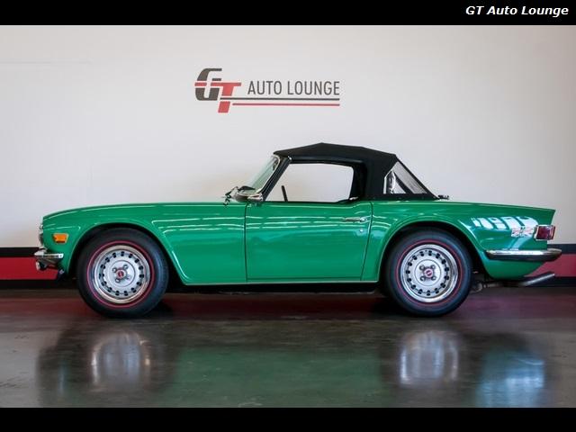 1975 Triumph TR-6 Convertible - Photo 2 - Rancho Cordova, CA 95742