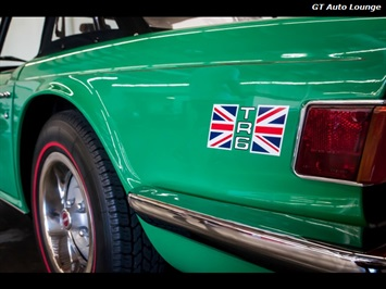 1975 Triumph TR-6 Convertible - Photo 53 - Rancho Cordova, CA 95742
