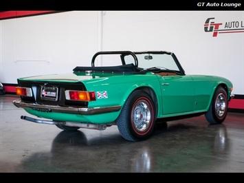 1975 Triumph TR-6 Convertible - Photo 18 - Rancho Cordova, CA 95742