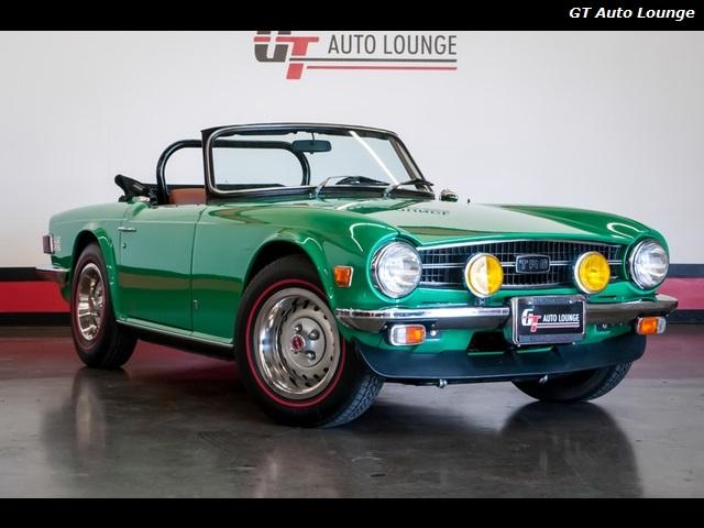 1975 Triumph TR-6 Convertible - Photo 12 - Rancho Cordova, CA 95742