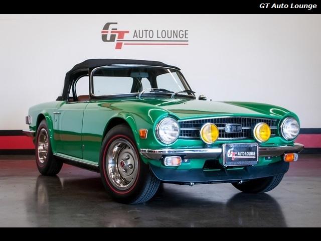 1975 Triumph TR-6 Convertible - Photo 1 - Rancho Cordova, CA 95742