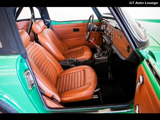 1975 Triumph TR-6 Convertible - Photo 35 - Rancho Cordova, CA 95742