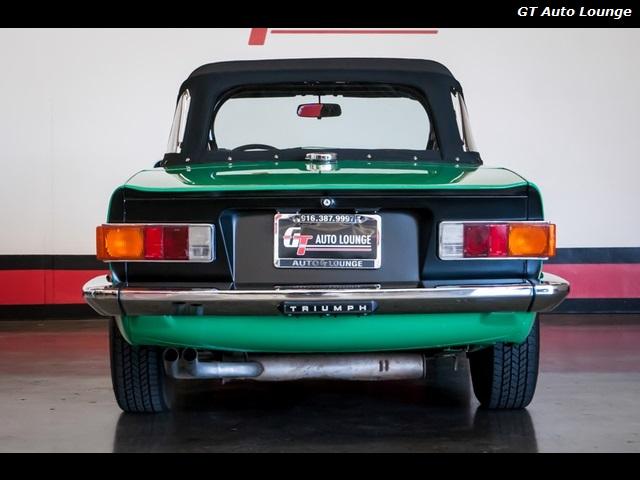 1975 Triumph TR-6 Convertible - Photo 10 - Rancho Cordova, CA 95742