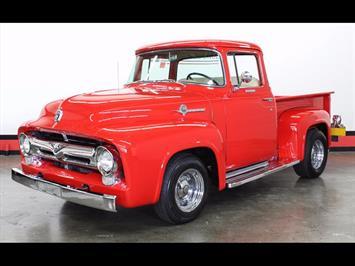 1956 Ford F-100 Custom Cab Truck