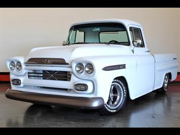1959 Chevrolet Other Pickups Apache Fleetside Truck