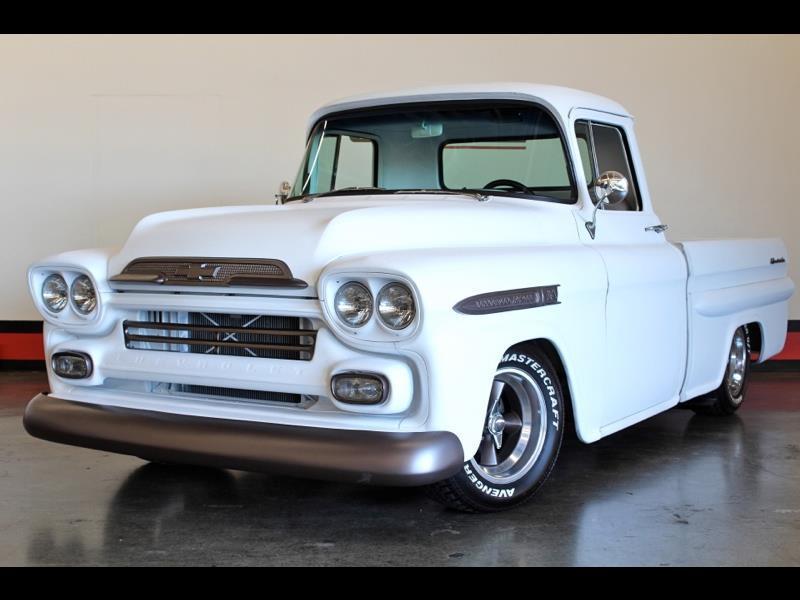 1959 Chevrolet Other Pickups Apache Fleetside - Photo 1 - Rancho Cordova, CA 95742