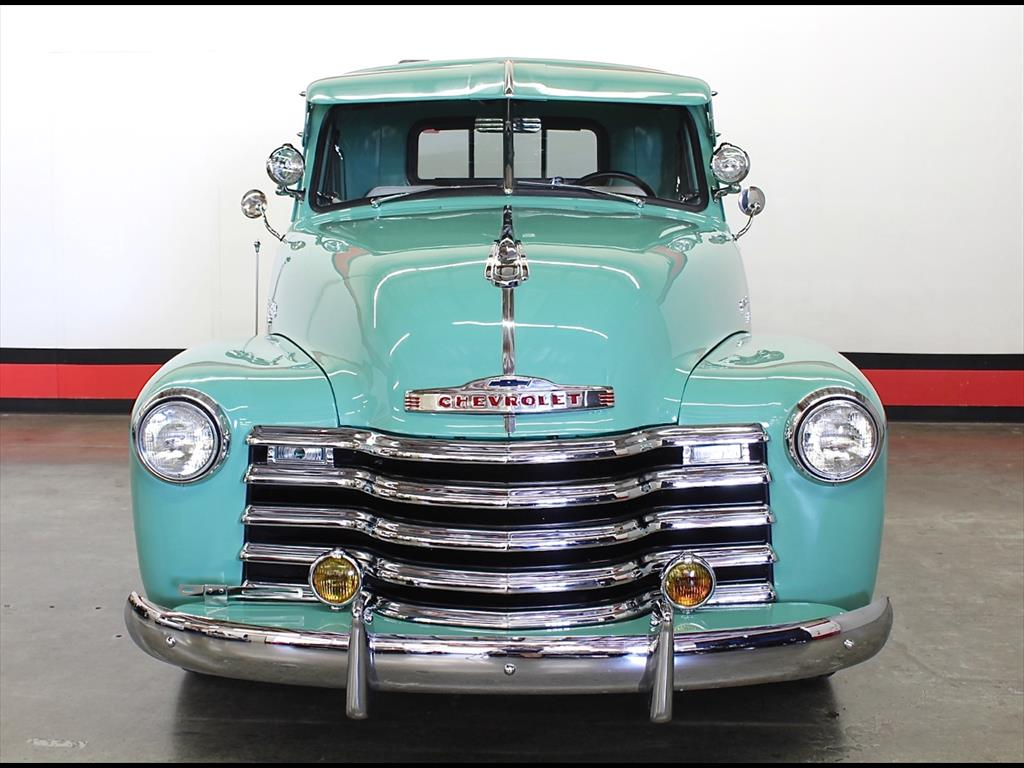 1950 Chevrolet Other Pickups 3100 - Photo 2 - Rancho Cordova, CA 95742