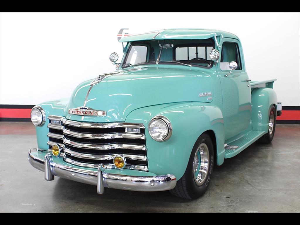 1950 Chevrolet Other Pickups 3100 - Photo 1 - Rancho Cordova, CA 95742