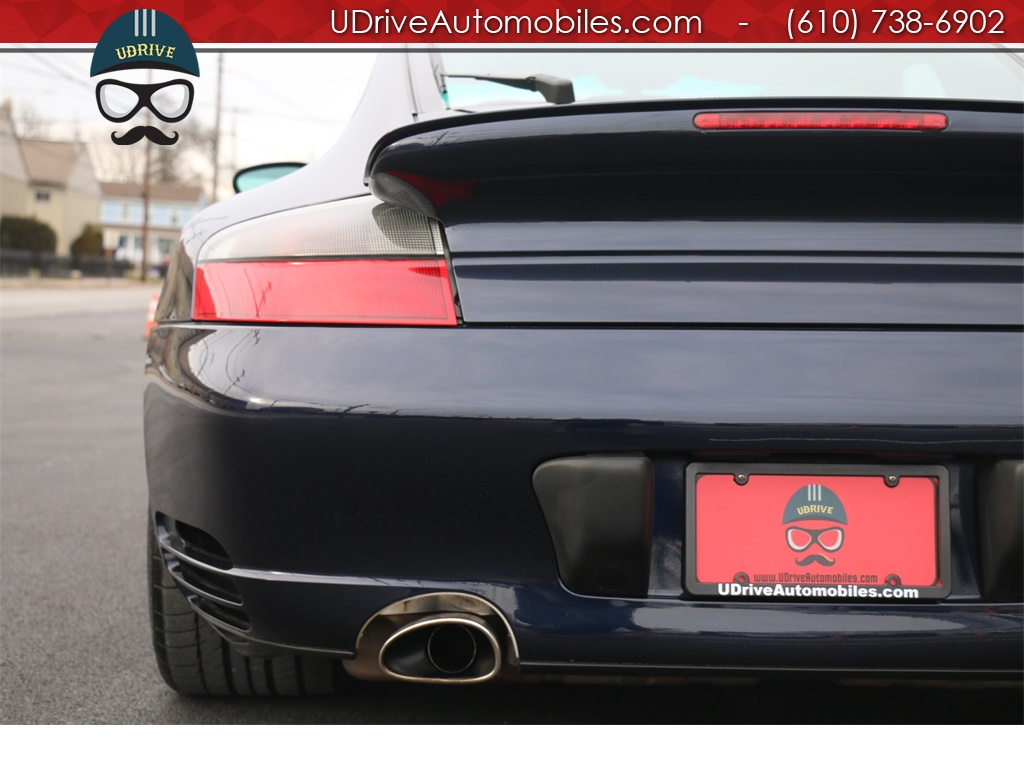 2002 Porsche 911 996 Turbo 6 Speed Rare Color Combo $133k MSRP - Photo 13 - West Chester, PA 19382