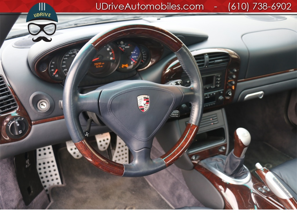 2002 Porsche 911 996 Turbo 6 Speed Rare Color Combo $133k MSRP - Photo 21 - West Chester, PA 19382