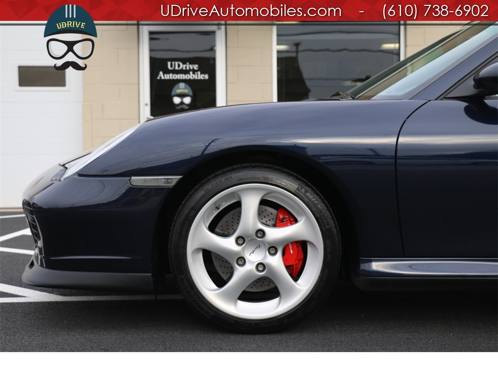 2002 Porsche 911 996 Turbo 6 Speed Rare Color Combo $133k MSRP - Photo 2 - West Chester, PA 19382