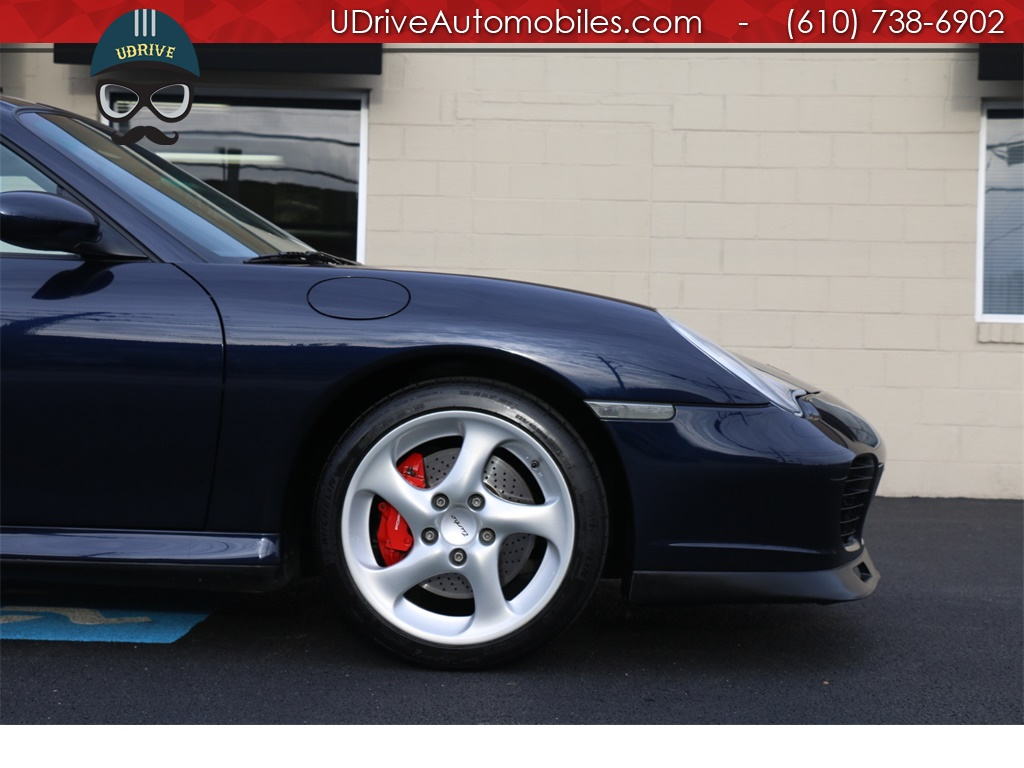 2002 Porsche 911 996 Turbo 6 Speed Rare Color Combo $133k MSRP - Photo 8 - West Chester, PA 19382