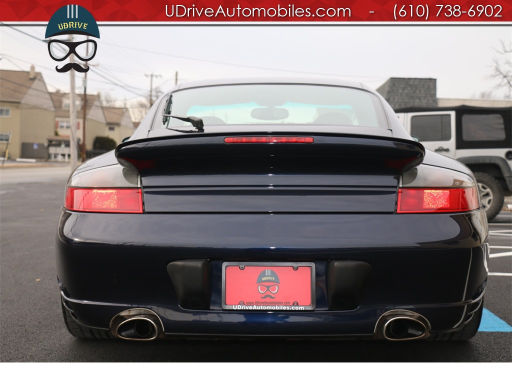 2002 Porsche 911 996 Turbo 6 Speed Rare Color Combo $133k MSRP - Photo 12 - West Chester, PA 19382