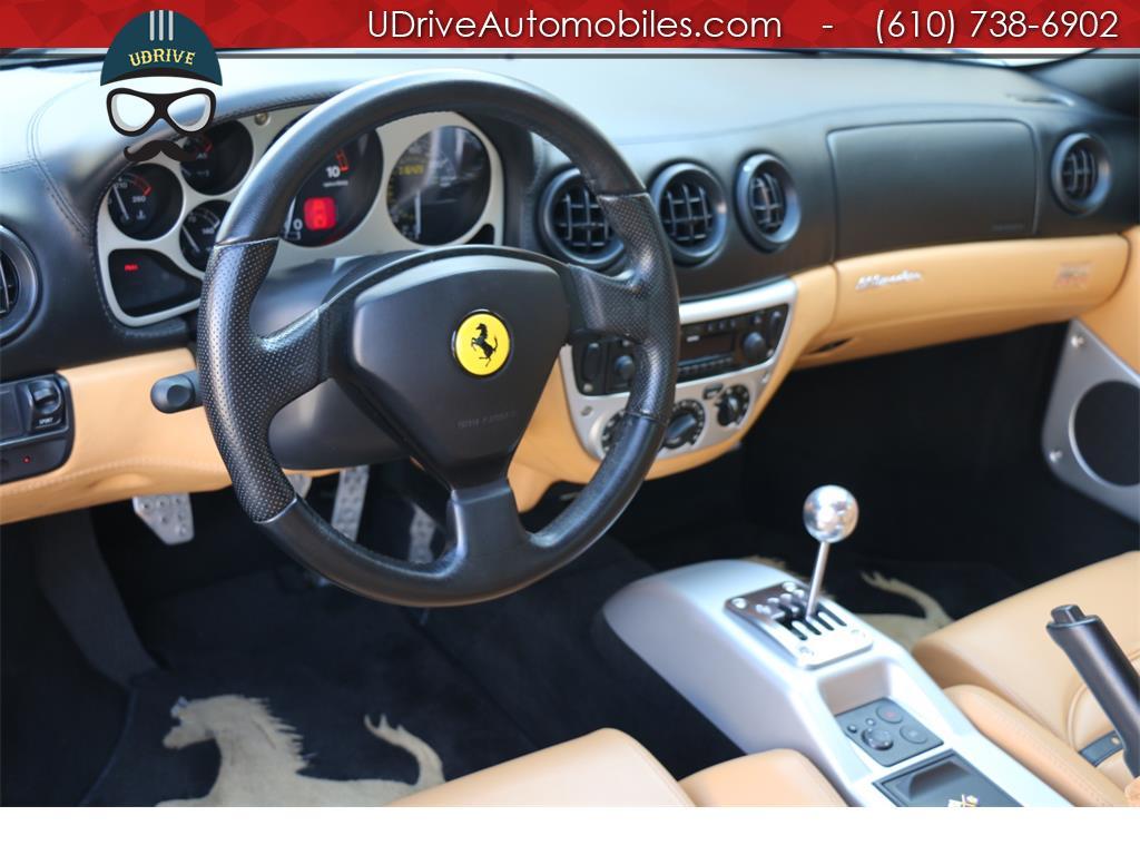 2003 Ferrari 360 360 6 Speed Manual Modulars Shields Serviced - Photo 19 - West Chester, PA 19382