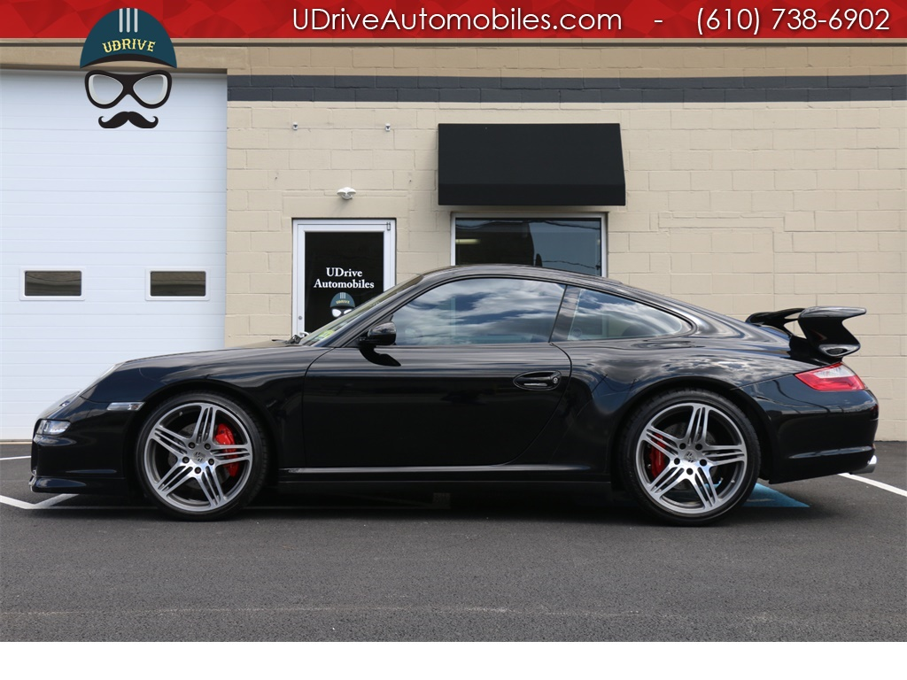 2007 Porsche 911 C4S Aerokit 6Spd Sport Sts Sport Shift Sport Exhst - Photo 1 - West Chester, PA 19382