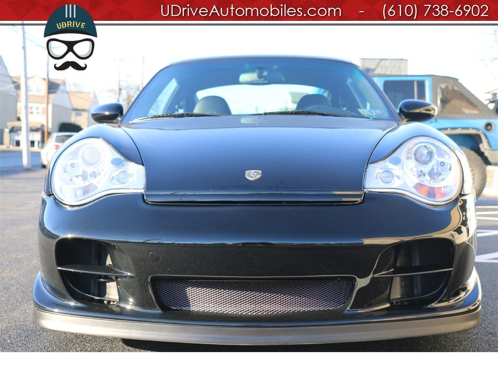 2002 Porsche 911 6 Speed 996 Turbo Coupe Serv Hist 20in Whls Mods! - Photo 7 - West Chester, PA 19382