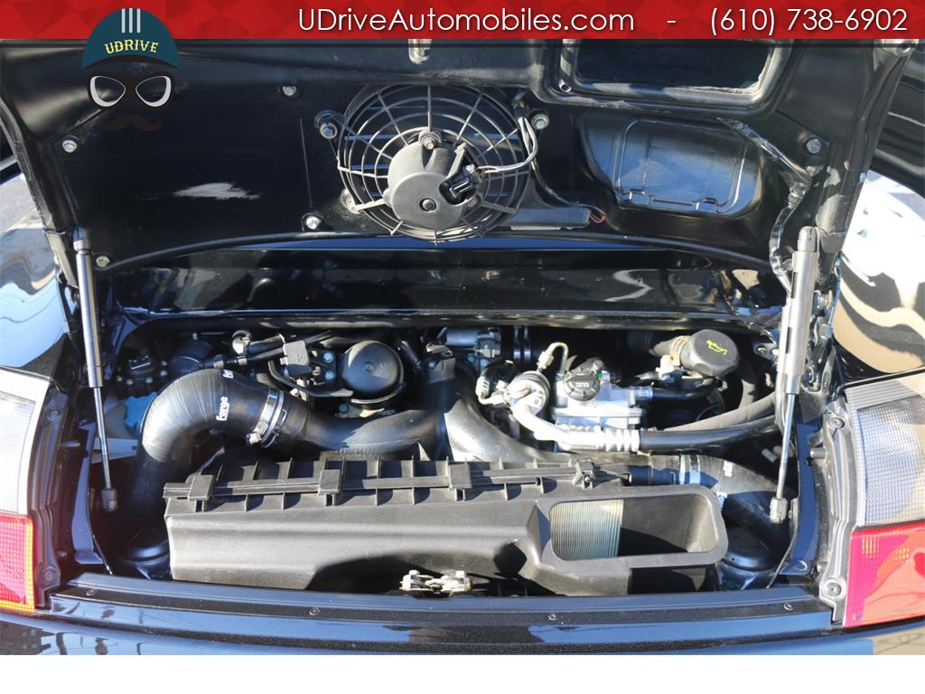 2002 Porsche 911 6 Speed 996 Turbo Coupe Serv Hist 20in Whls Mods! - Photo 38 - West Chester, PA 19382
