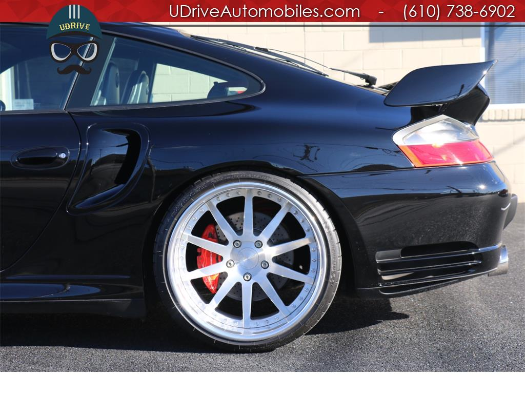 2002 Porsche 911 6 Speed 996 Turbo Coupe Serv Hist 20in Whls Mods! - Photo 17 - West Chester, PA 19382
