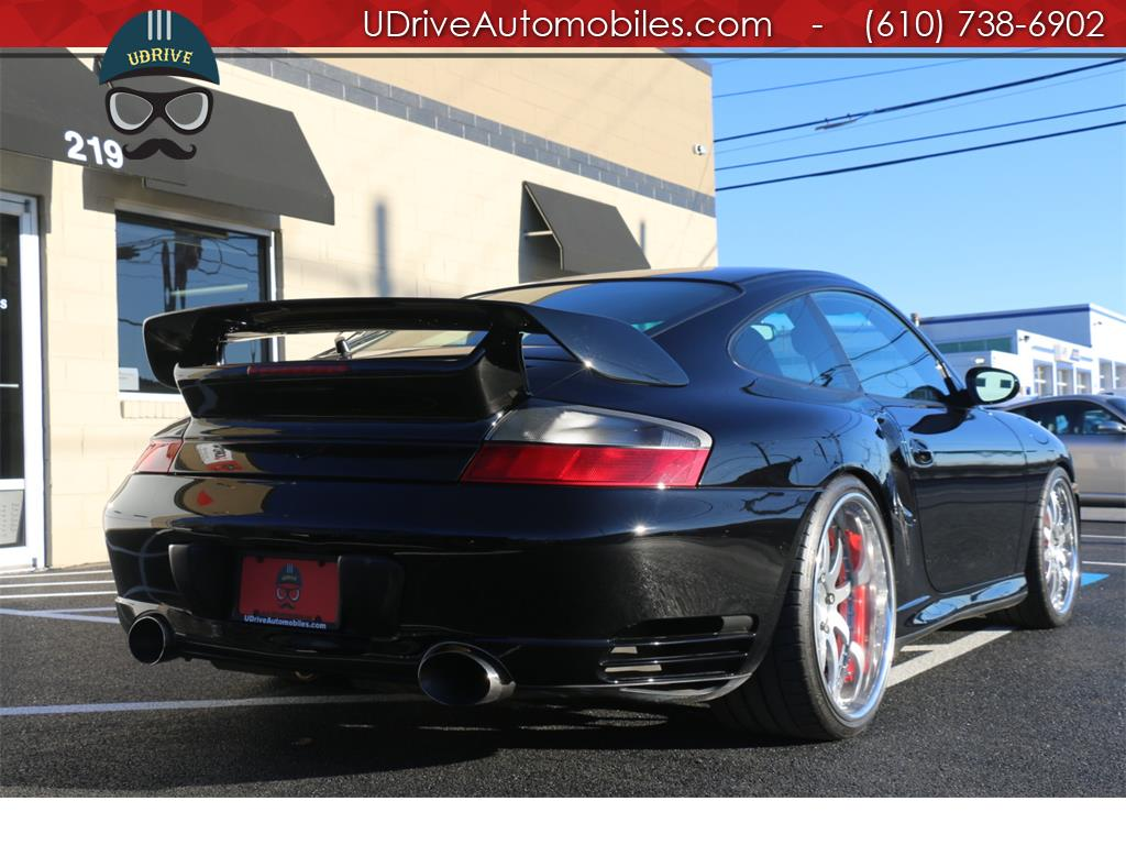 2002 Porsche 911 6 Speed 996 Turbo Coupe Serv Hist 20in Whls Mods! - Photo 12 - West Chester, PA 19382