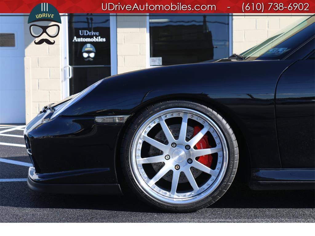 2002 Porsche 911 6 Speed 996 Turbo Coupe Serv Hist 20in Whls Mods! - Photo 3 - West Chester, PA 19382