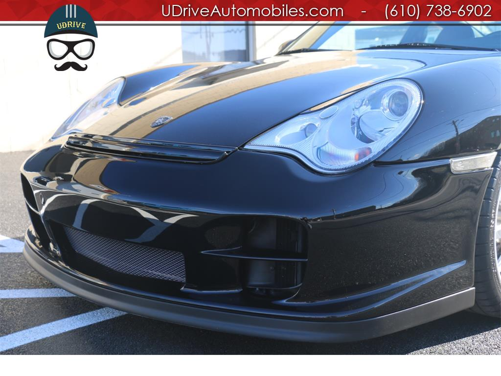 2002 Porsche 911 6 Speed 996 Turbo Coupe Serv Hist 20in Whls Mods! - Photo 5 - West Chester, PA 19382