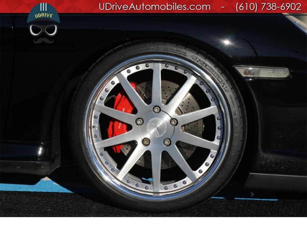 2002 Porsche 911 6 Speed 996 Turbo Coupe Serv Hist 20in Whls Mods! - Photo 33 - West Chester, PA 19382