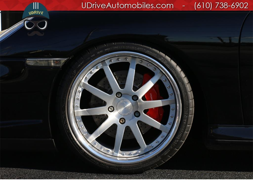 2002 Porsche 911 6 Speed 996 Turbo Coupe Serv Hist 20in Whls Mods! - Photo 32 - West Chester, PA 19382