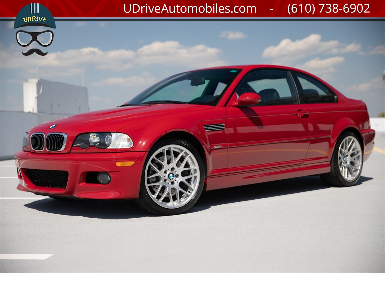 2006 BMW M3 18k Miles ZCP Competition Package 6 Speed ...