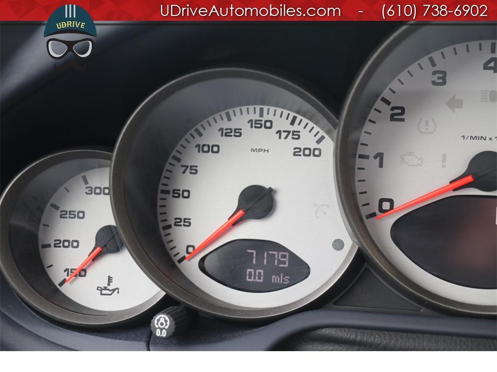 2005 Porsche 911 7k Miles 911S 997 6 Spd PCCB's Sport Seats Chrono - Photo 25 - West Chester, PA 19382