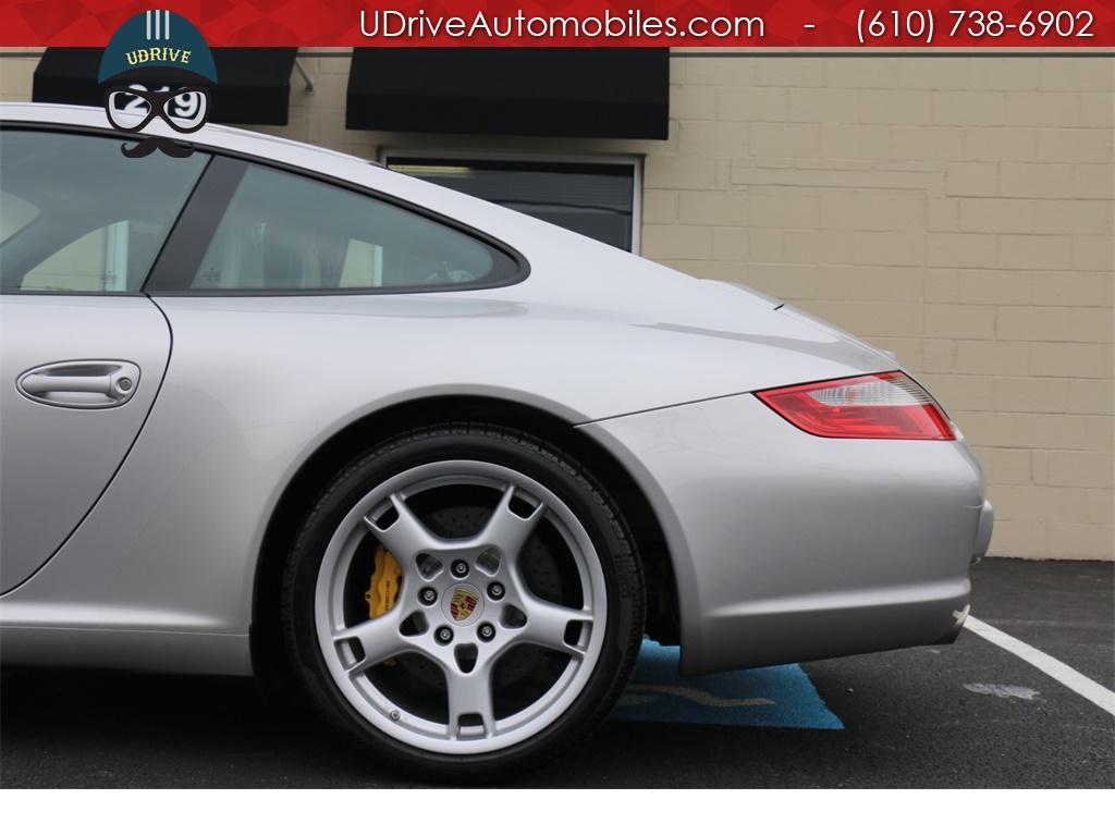 2005 Porsche 911 7k Miles 911S 997 6 Spd PCCB's Sport Seats Chrono - Photo 17 - West Chester, PA 19382