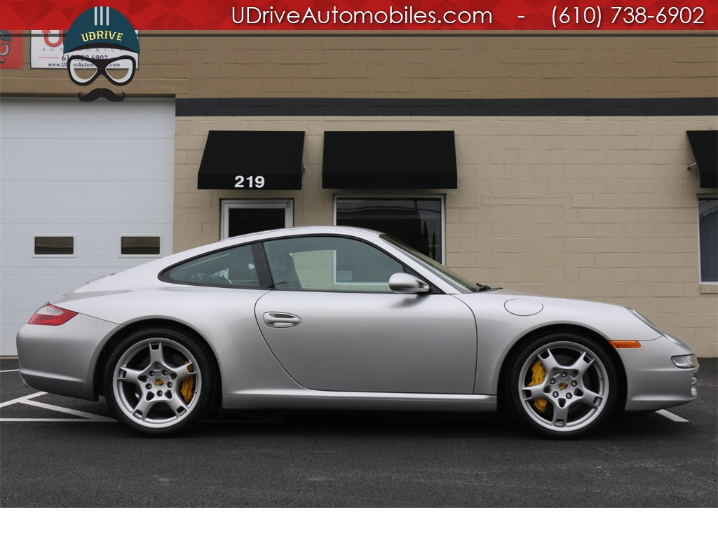 2005 Porsche 911 7k Miles 911S 997 6 Spd PCCB's Sport Seats Chrono - Photo 10 - West Chester, PA 19382
