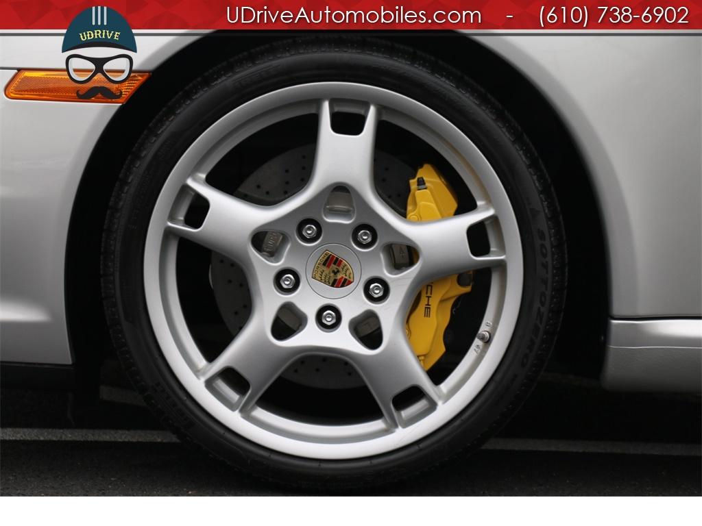 2005 Porsche 911 7k Miles 911S 997 6 Spd PCCB's Sport Seats Chrono - Photo 35 - West Chester, PA 19382