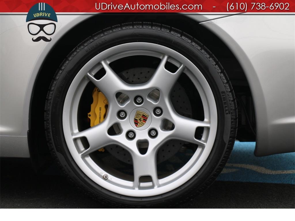 2005 Porsche 911 7k Miles 911S 997 6 Spd PCCB's Sport Seats Chrono - Photo 36 - West Chester, PA 19382
